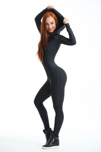 "Bona Fide: Oy - Vsyo Gym Suit ""Black"" 3"