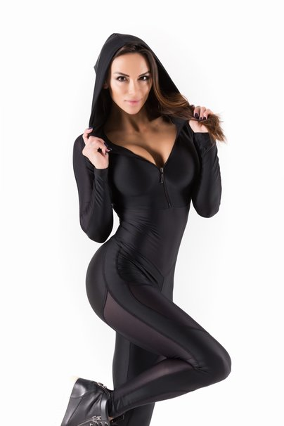 "Bona Fide: Oy - Vsyo Gym Suit ""Black"" 4"