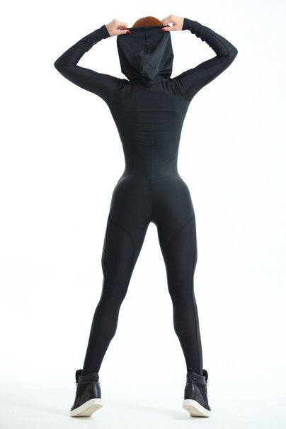 "Bona Fide: Oy - Vsyo Gym Suit ""Black"" 2"