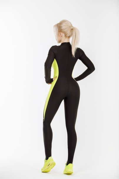 "Bona Fide: Elite Body ""Black & Lime"" 2"