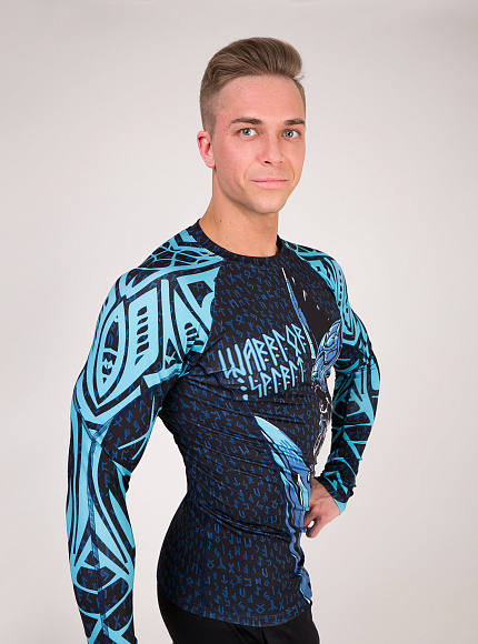 "Рашгард DICH: Rashguard ""Warrior Spirit"" 3"
