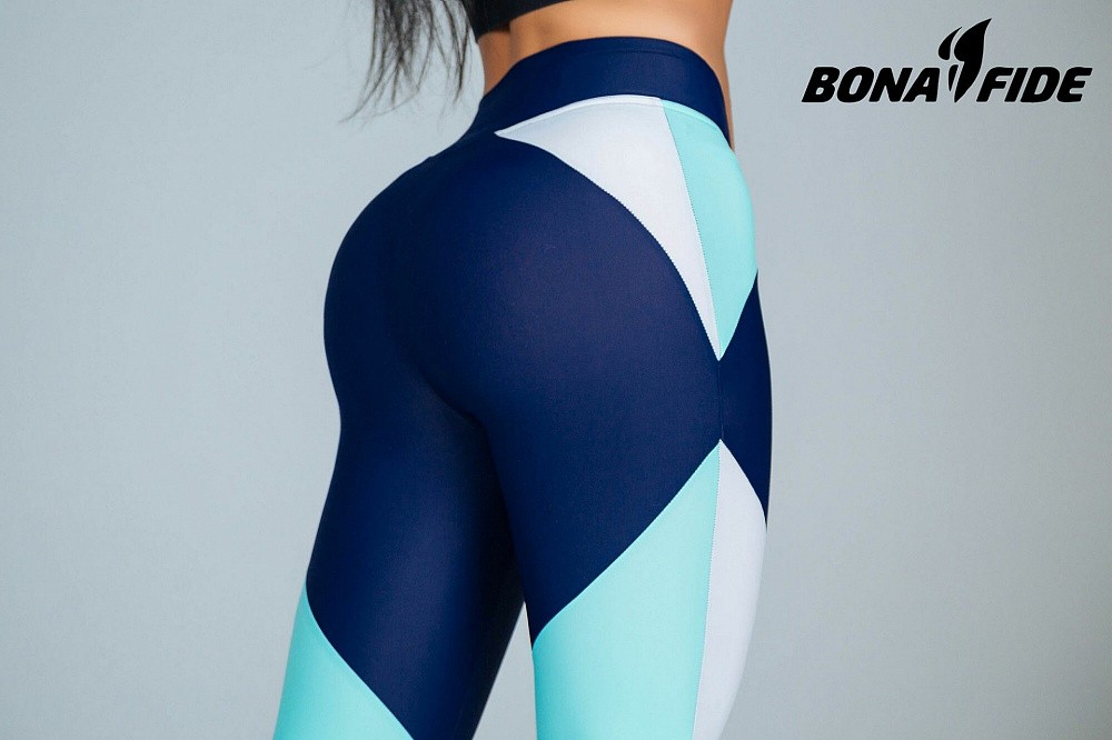 "Bona Fide: Joker ""Total Blue & Mint &White"" 3"