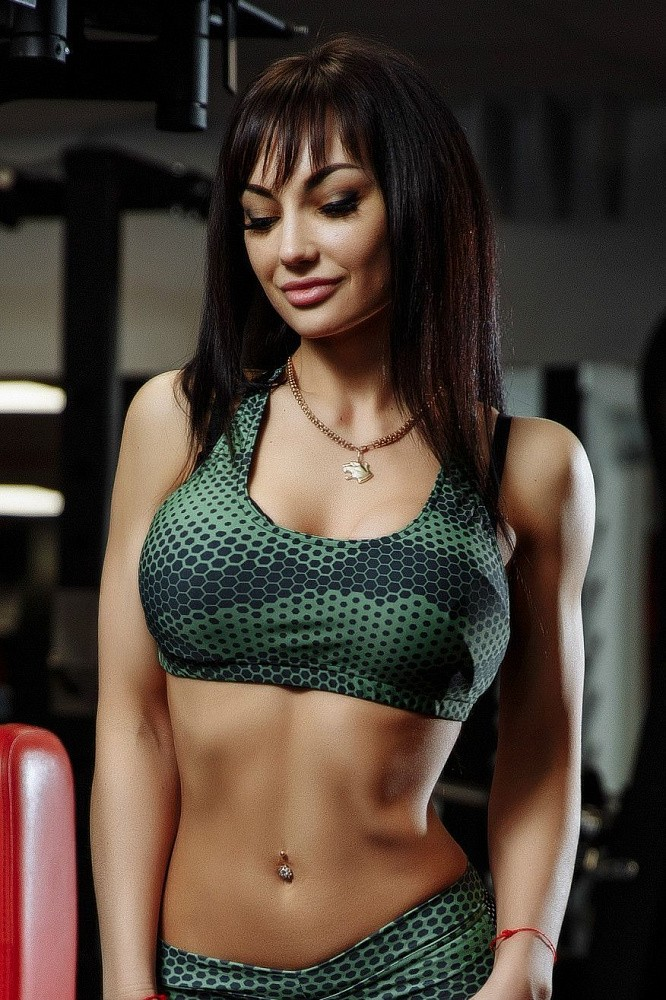 "Bona Fide: MuscleTop ""Green Grid"" 2"