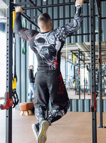 "Рашгард DICH: Rashguard ""Hell Demon"" 1"