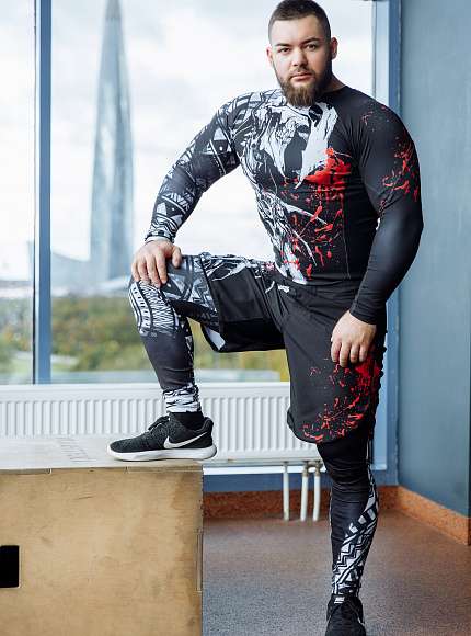 "Рашгард DICH: Rashguard ""Hell Demon"" 2"