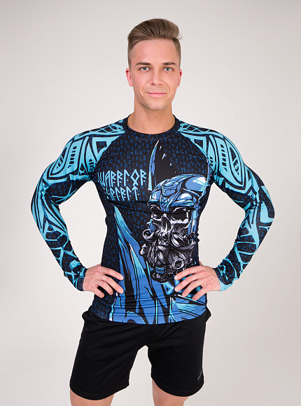"Рашгард DICH: Rashguard ""Warrior Spirit"" 1"