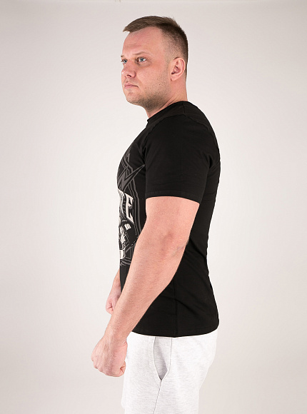"Футболка DICH: Classic T-Shirt Black ""Gym Syndicate"" 4"