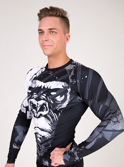 "Рашгард DICH: Rashguard ""MonkeyBusiness"" 2"