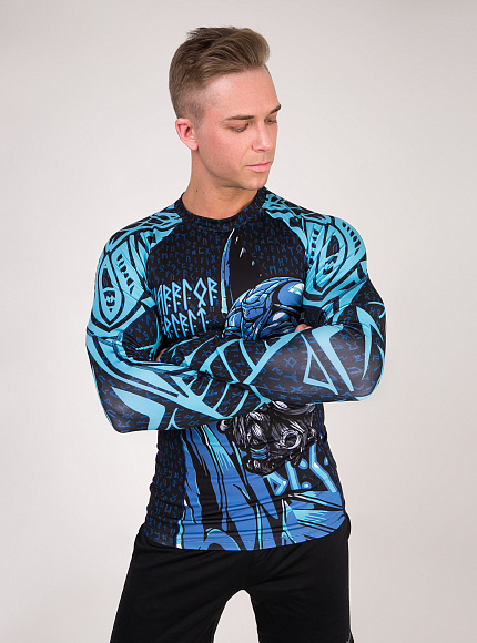 "Рашгард DICH: Rashguard ""Warrior Spirit"" 2"