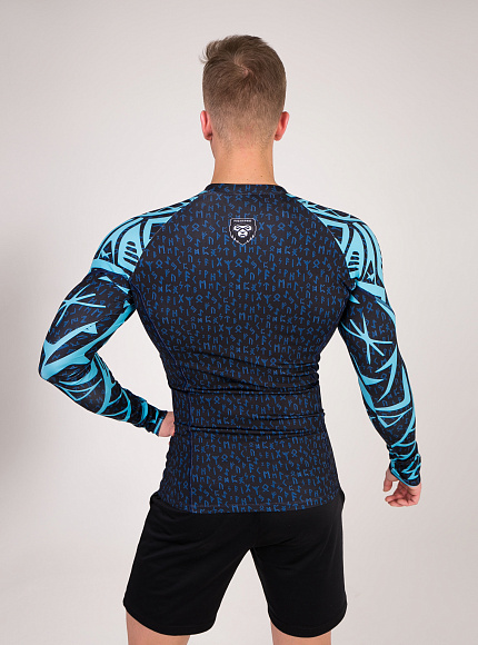 "Рашгард DICH: Rashguard ""Warrior Spirit"" 4"